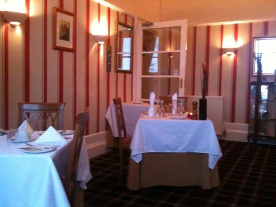 Abbot's Brae Hotel: the dining room
