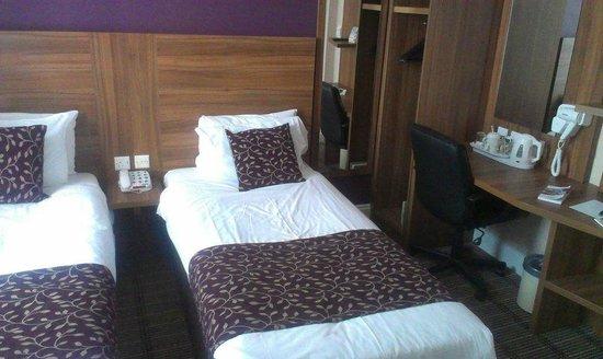 Comfort Inn Kings Cross: Hotel room