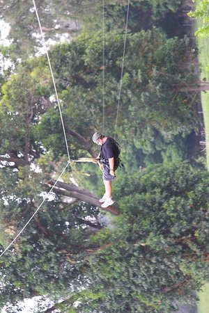 Northshore Zipline Co.: Getting speed