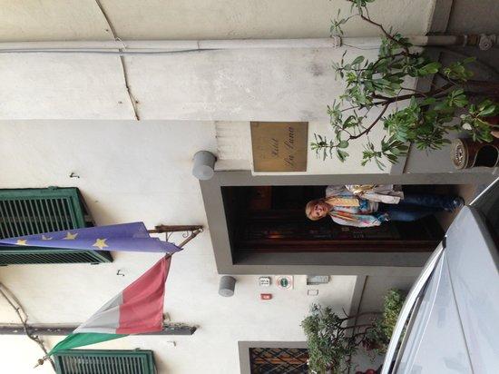 Hotel La Luna: Ingresso