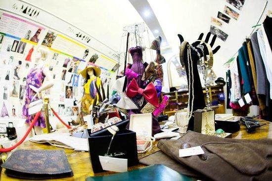 Prague Fashion Museum & Vintage Shop