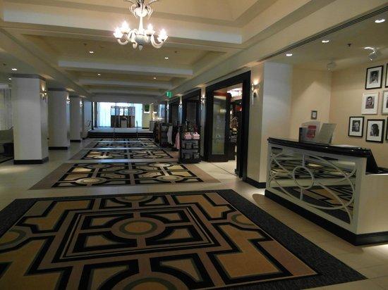 喜來登環球飯店照片