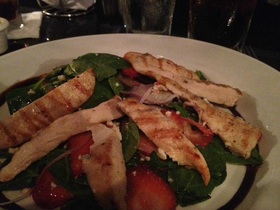 Chart House: salad special