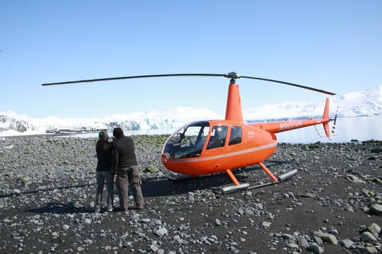 The Town Of Valdez  Picture Of VSHelicopters Tours Valdez  TripAdvisor