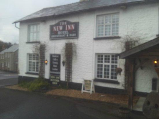 The New Inn: The pub