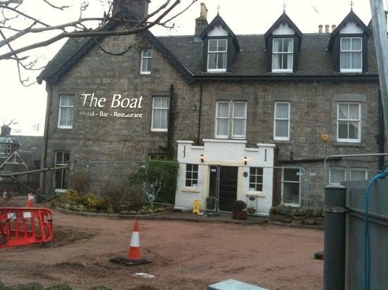 The Boat Hotel: The Hotel