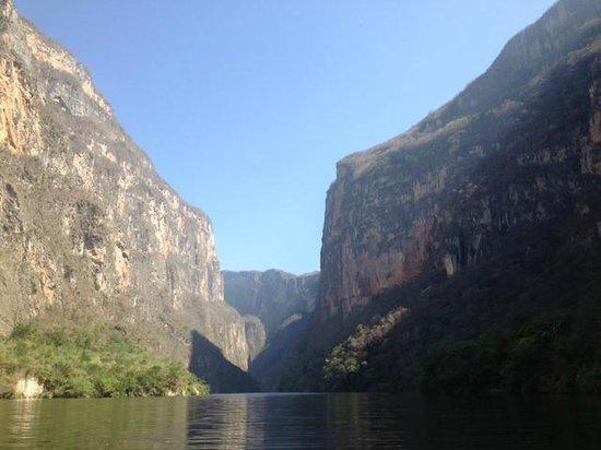 Hilton Garden Inn Tuxtla Gutierrez: Sumidero Canyon