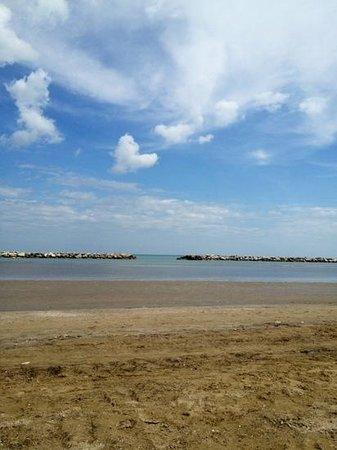 Riviera Mare Beach Life: dalla terrazza della colazione