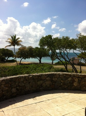 The Buccaneer -- St Croix: View from our room