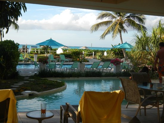 Another View From Our Room Picture Of Coral Gardens On