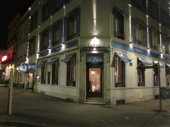 Restaurant La Cloche : outside