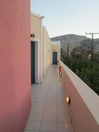Aegean Plaza Hotel: Hotel