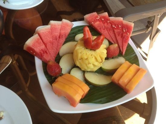 Bali Deli Sanur: fresh fruits