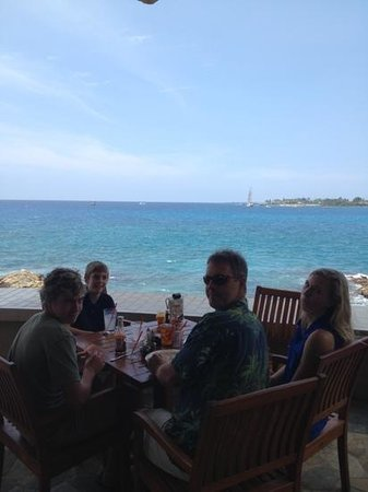 Royal Kona Resort: great lunch in Kona.