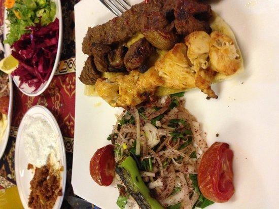 Adana Ocakbasi: Very tasty mx grill !!!!