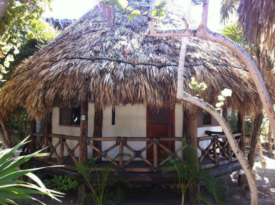 Xaloc Resort: Bungalow :)