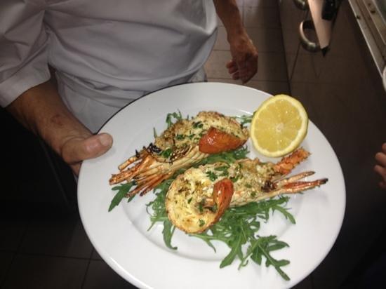 Gente di Mare: fresh lobster