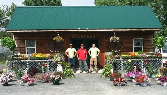East Greenbush, NY: chris webb-owner (middle) chris ochs and kevin webb- managers