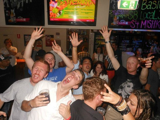 Backpackers In Paradise: More night out
