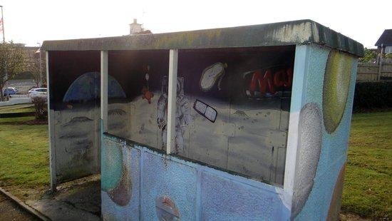 Loyalist Murals (Nelson Drive)