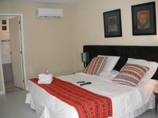 Aquabarra Boutique Hotel & Spa: Habitacion 11