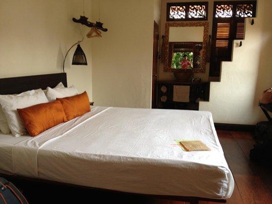 Lotus Villa Boutique Hotel: Room 13 frangipani room