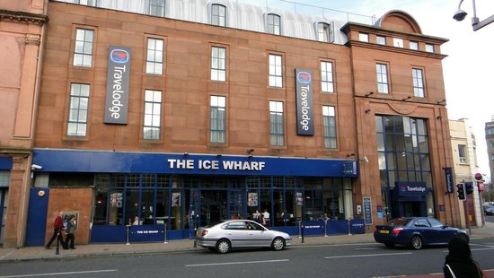 The Ice Wharf