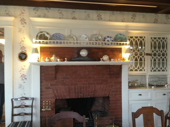 Belgravia Bed & Breakfast: Dining room