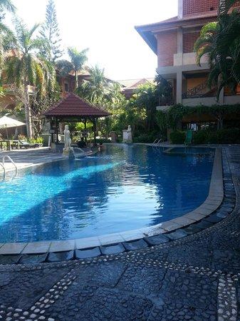 Adi Dharma Hotel: Pool
