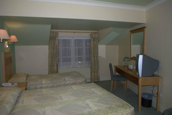 Harbour View Hotel: Beds