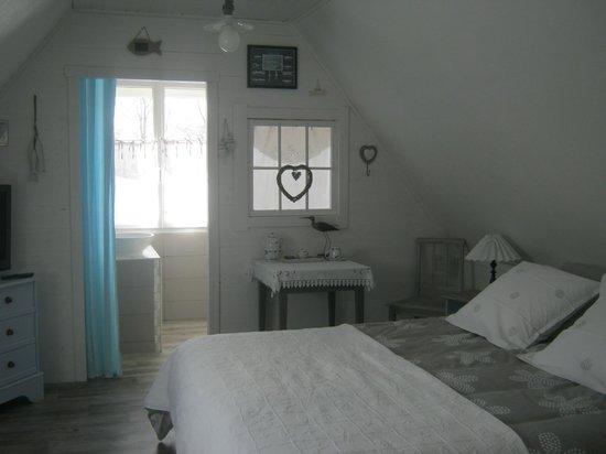 La Labigeoise : Chambre