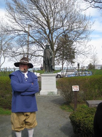 Jenney Museum : Walking Tour of Plymouth