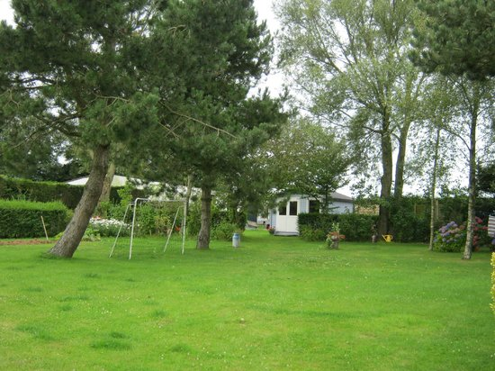 La Labigeoise : Jardin