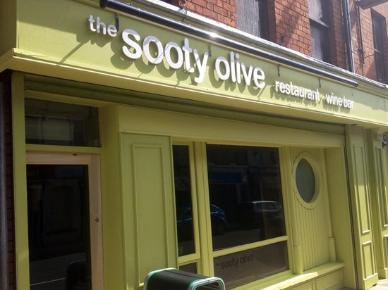 The Sooty Olive Restaurant: The sooty olive