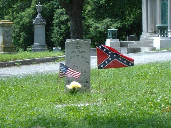 Mount Mora Cemetery: Swamp fox's grave