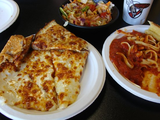 Excellent buffet - Review of Giovanni's Pizza ...