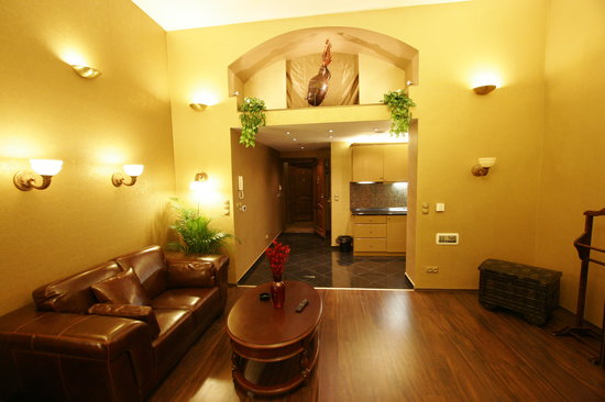 Budapest Royal Suites: King Apartment