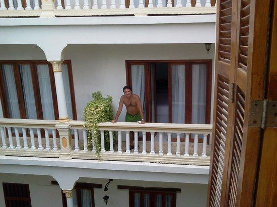 Hotel Monterrey: Vistas internas