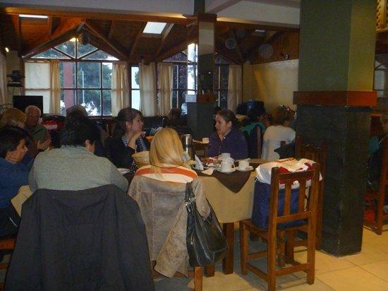 Hotel Costa Del Lago: Comedor