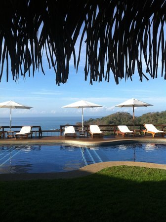 Hotel Punta Islita, Autograph Collection: Amazing views from the infinity pool