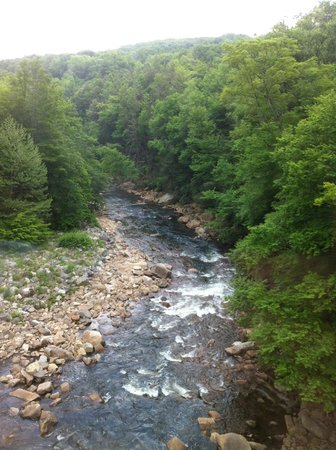 Durbin and Greenbrier Valley Railroad: views