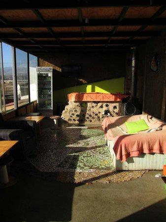 Aji Verde Hostel: Barra!
