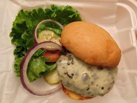 Bub's Burgers & Ice Cream: basic burger