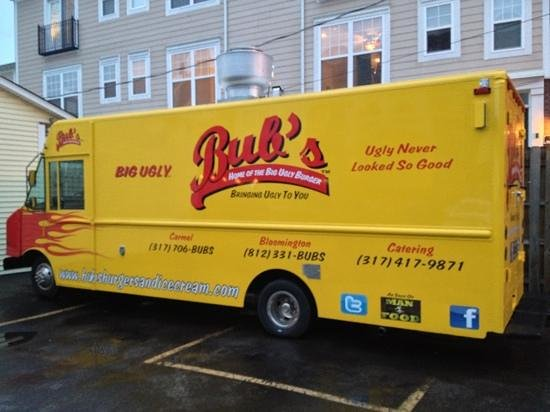 Bub's Burgers & Ice Cream : delivery vehicle?