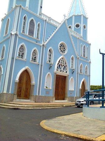 Barrio y Templo Santa Lucía