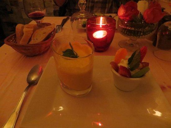 Restaurant Review g d Reviews Les Fetes Galantes Paris Ile de France.