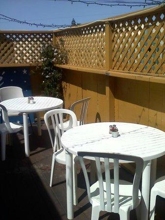 Cafe Capistrano : Patio