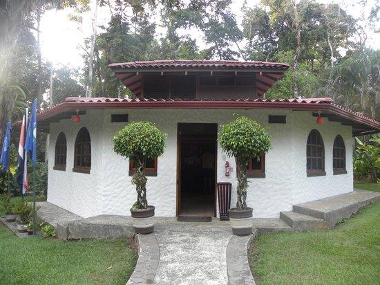 Casa Corcovado Jungle Lodge: Honeymoon bungalow