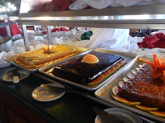 Grand Paradise Playa Dorada: Desserts