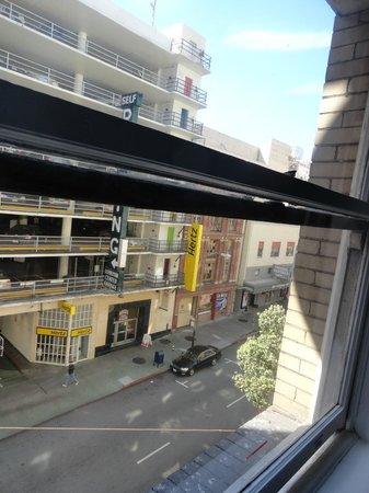 Hostelling International- San Francisco/ Downtown: Vista desde la habitación